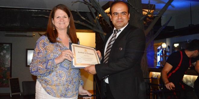 شرکت در برنامه آموزشی تقویت ژورنالیزم افغانستان در ترکیه