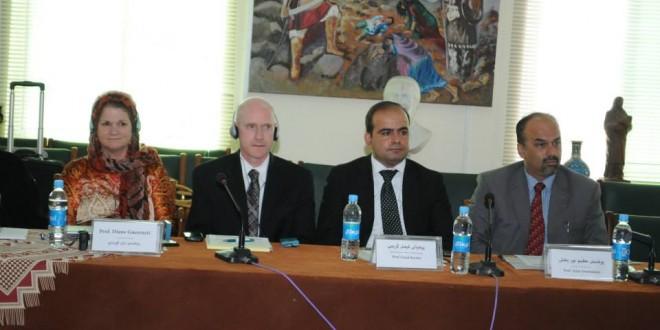 شرکت در کنفرانس ملی ژورنالیزم افغانستان