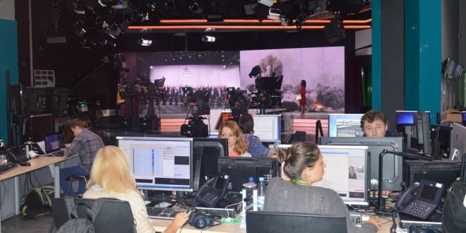 آلبوم عکس تور رسانهای به روسیه