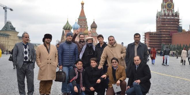 هیأت رسانهیی افغانستان از روسیه برگشت